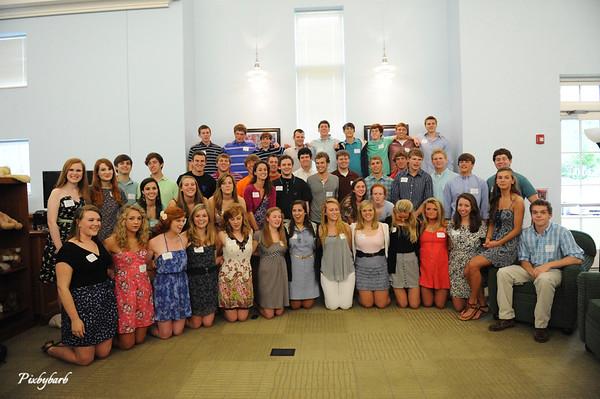 Oak Hil Reunion Class of 2005 5-1-2011