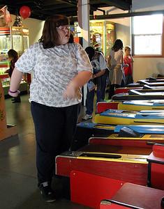 Alana Playing Skee-Ball (45334854)