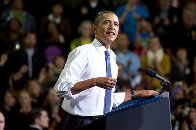 President Barack Obama - U of W 10-21-2010