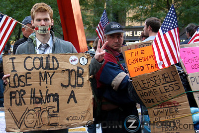Occupy Wall Street Pictures