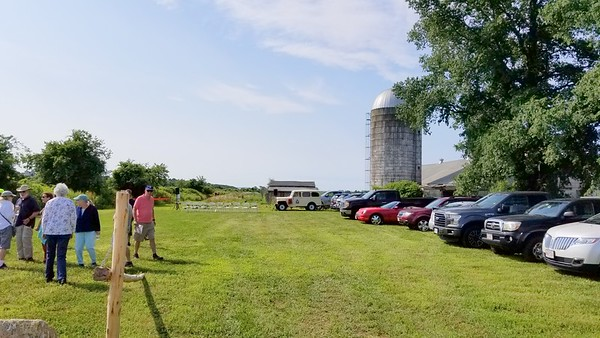 Ocean View Farm Reserve Opening - July 2018