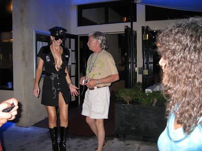 <font size = 4>Oct. 2008 - Fantasy Fest<br> in The Keys