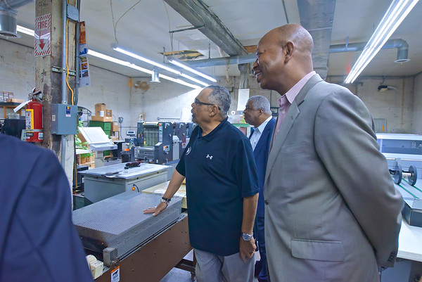 October 08, 2019  - MBE Site Tours - Minority Enterprise Development (MED) Week / Supplier Diversity and Inclusion Week (SDI) in Baltimore