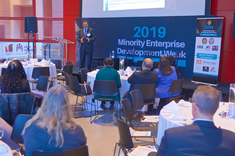 October 10, 2019 - 2019 Baltimore Minority Business Enterprise (MED) Week - Minority Manufacturing Symposium