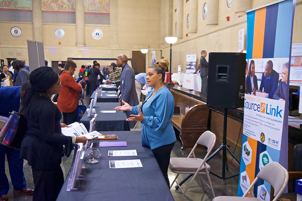 """October 11, 2019 - Federal Procurement Fair - Connecting Businesses to Opportunities hosted by U.S. Senator Benjamin Cardin and Mayor Bernard C. """"Jack"""" Young"""