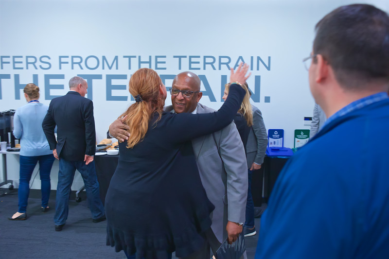 October 16, 2019 - Corporate Social Responsibility Council Panel at Under Armour - Port Covington