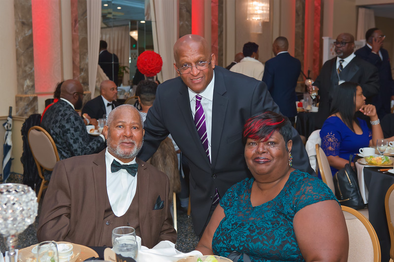October 20, 2019 - Black Tie Gala for Bishop Clifford Johnson Jr's 50th Pastoral Anniversary
