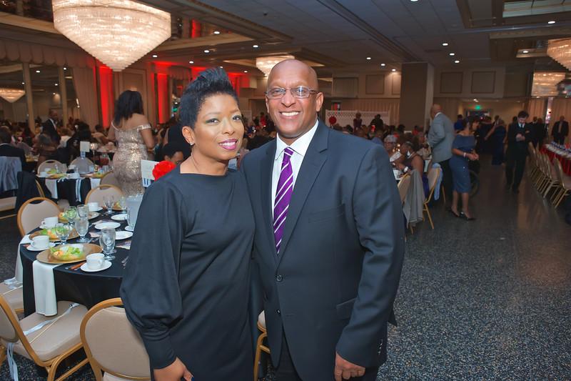 October 20, 2019 - Black Tie Gala for Bishop Clifford Johnson Jr's 50th Pastoral Anniversary