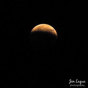 October 2014 Lunar Eclipse