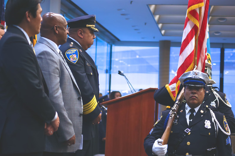 October 22, 2019 - BPD Meritorious Awards Ceremony