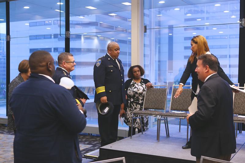 October 22, 2019 - BPD Meritorious Awards Ceremony