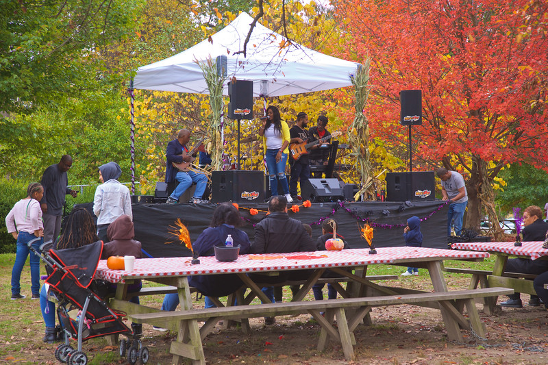 October 26, 2019 - 2nd Annual Park N Pumpkin Festival