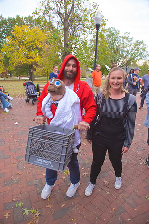 October 26, 2019 - 8th Annual South Baltimore Halloween Bash Costume Contest