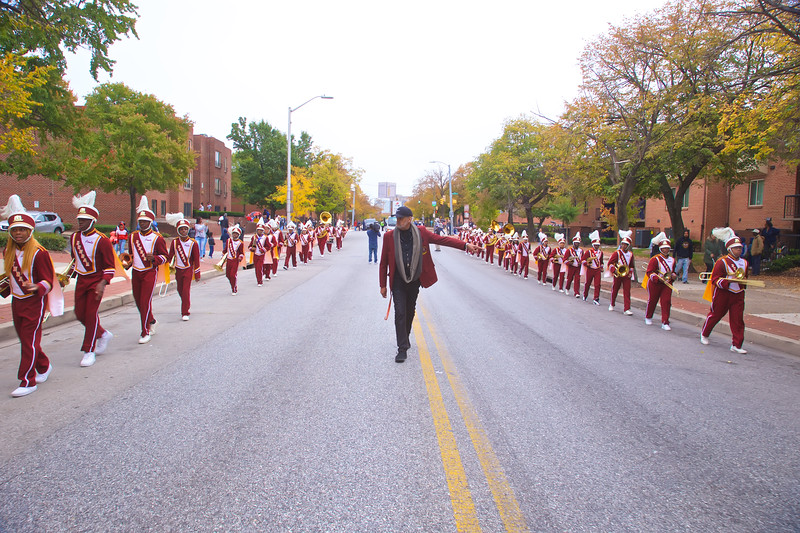 October 26, 2019 - Tank Davis Parade