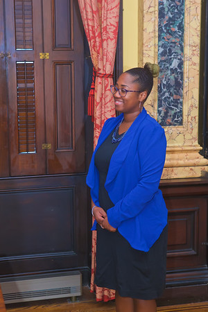 October 30, 2019 - Swearing In Ceremony  to the Board of Municipal Zoning and Appeals - Sabrina Johnson Turner