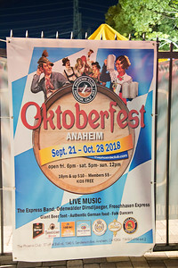 Octoberfest Phoenix Club Event Photography