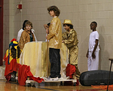 Odyssey of the Mind 4-1-06