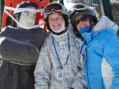 Office Ski Day - Mansfield