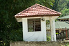 This guardhouse will topple in 5 years.