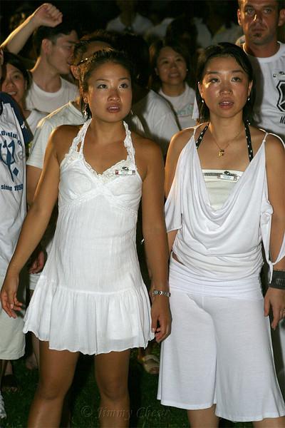 Ayumi and Ayaka.