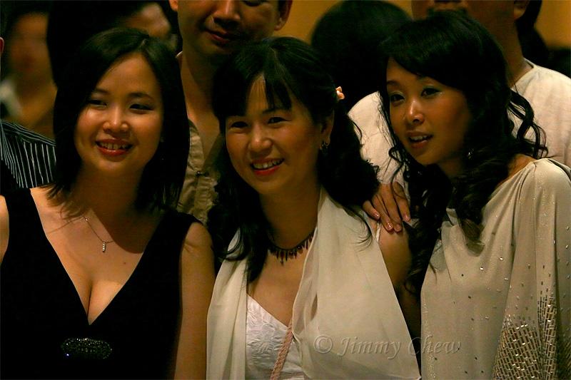 Ereis, Agnes & Hui Nee.