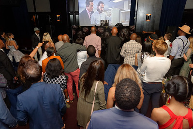 Official Launch Party for London Levine Pictures