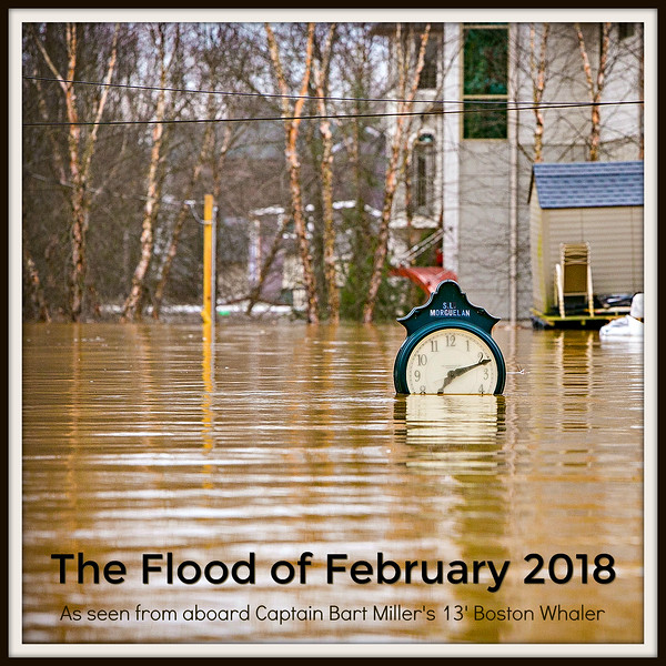 Ohio River Flood February 2018