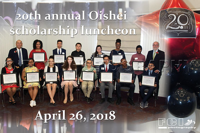 Oishei 20th annual luncheon