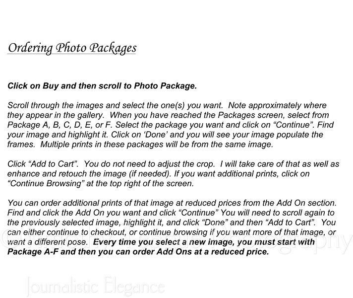Microsoft Word - Ordering Photo Packages 2015.docx