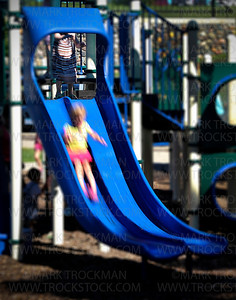 Parkers Lake Park offers many ways to keep kids and families entertained and physically active with a huge area containing slides, climbing apparatus, tunnels, swings and more.