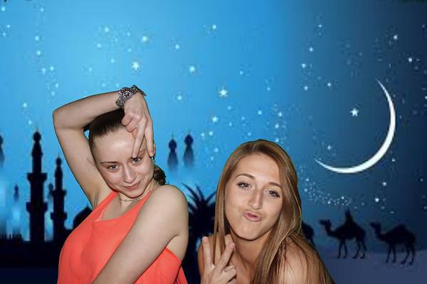 Okemos HS Prom 2014