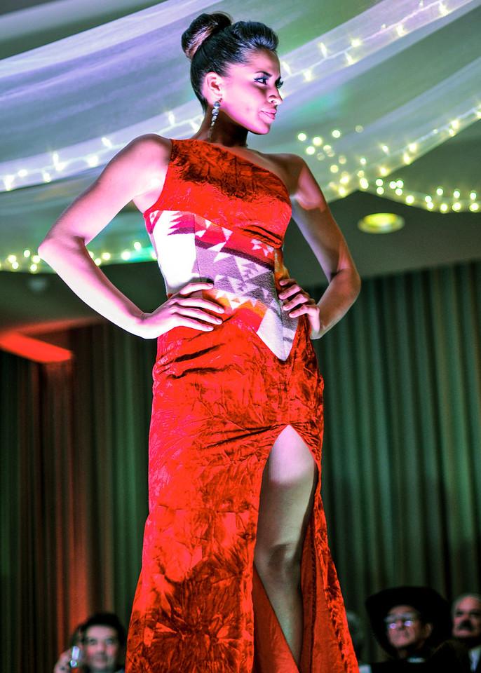 Oklahoma Indian Summer Fashion Show