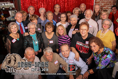 Okmulgee HS Reunion 1955-65