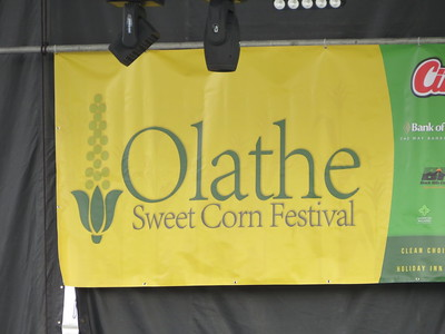 Olathe Colorado Sweet Corn Festival