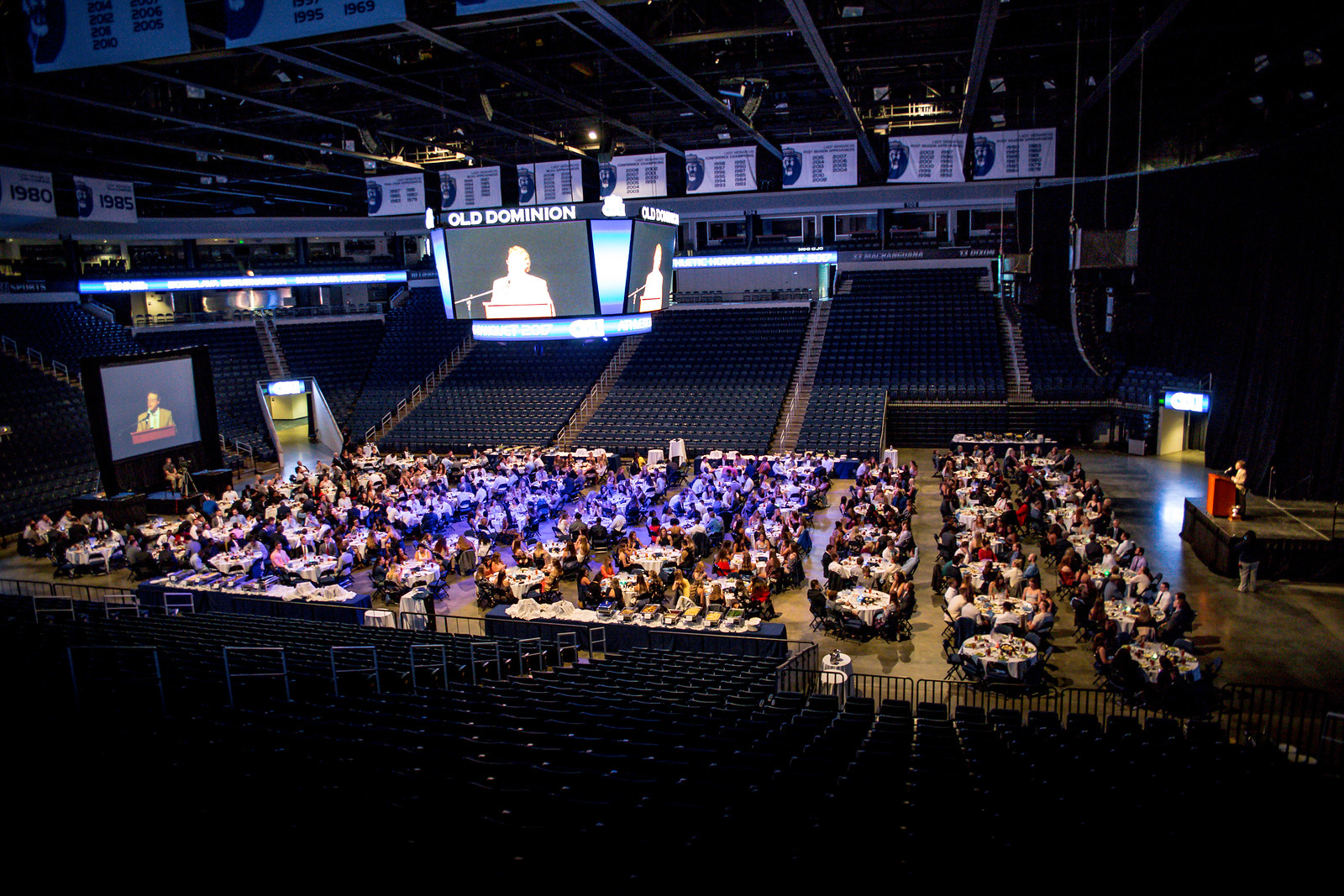 ODU Sports Awards Banquet 2017 by Spark Dawn Media
