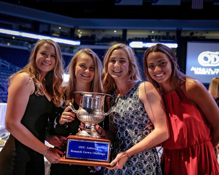 ODU Sports Awards Banquet 4-24-17  by Spark Dawn Media-3987
