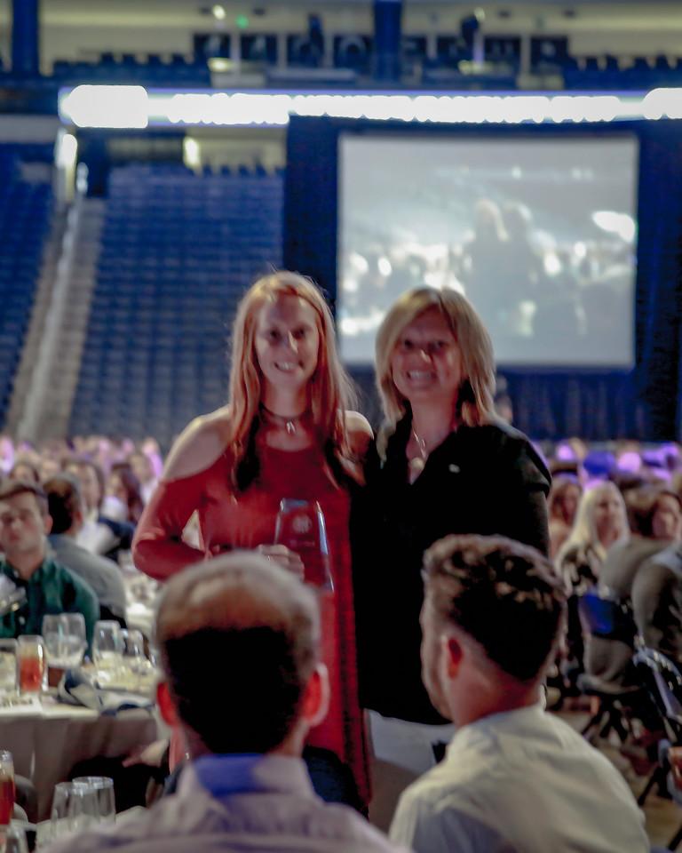 ODU Sports Awards Banquet 4-24-17  by Spark Dawn Media-