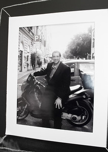 Photo Chef Giovanni Mauro or Chef Gio formerly of Nora's Wine Bar LV now owner of Old School Pizzeria is seen in Italy in his hometown.