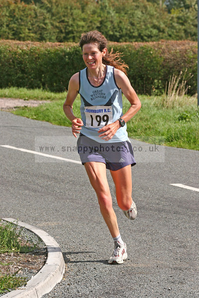 bib199 Thornbury Running Club - Oldbury 10 Jeff Arthur