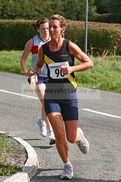 bib90 Thornbury Running Club - Oldbury 10 Jeff Arthur