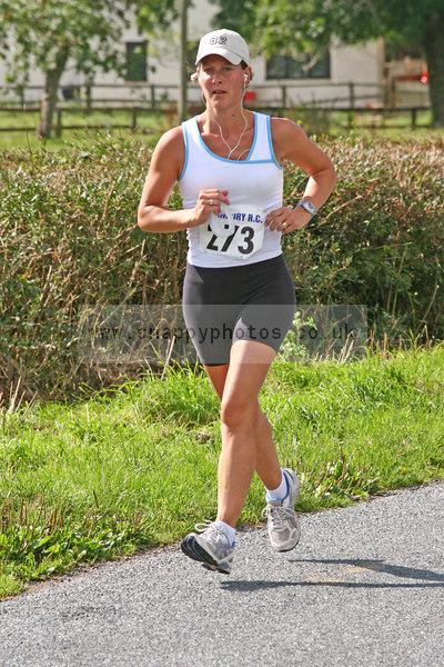 bib273 Thornbury Running Club - Oldbury 10 Jeff Arthur