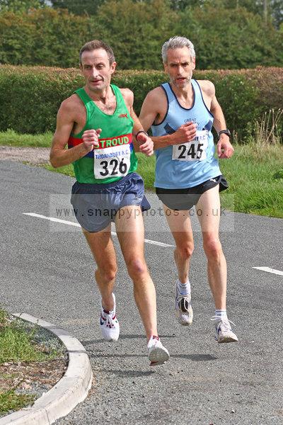 bib236 bib245 Thornbury Running Club - Oldbury 10 Jeff Arthur