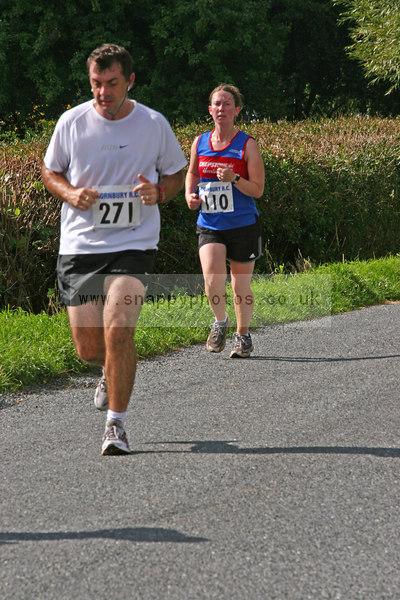 bib271 bib110 Thornbury Running Club - Oldbury 10 Jeff Arthur