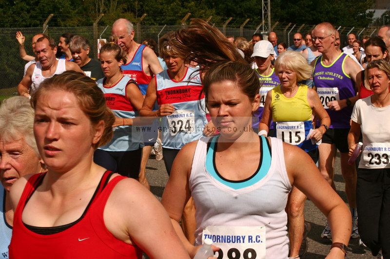 bib324 bib115 bib233 Thornbury Running Club - Oldbury 10 Jeff Arthur