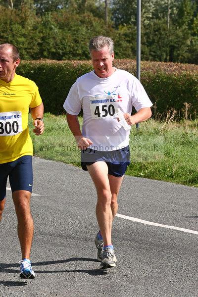 bib450 Thornbury Running Club - Oldbury 10 Jeff Arthur