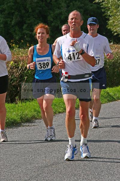 bib389 bib412 Thornbury Running Club - Oldbury 10 Jeff Arthur