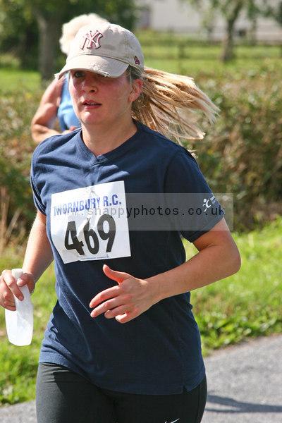 bib469 Thornbury Running Club - Oldbury 10 Jeff Arthur