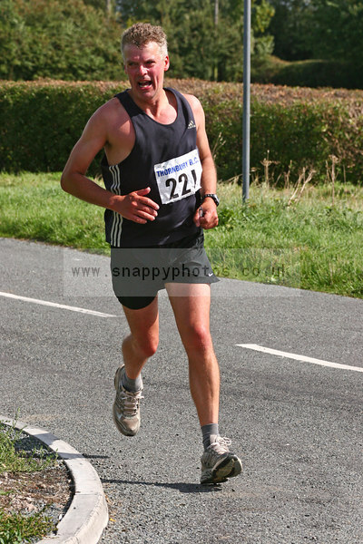 bib221 Thornbury Running Club - Oldbury 10 Jeff Arthur