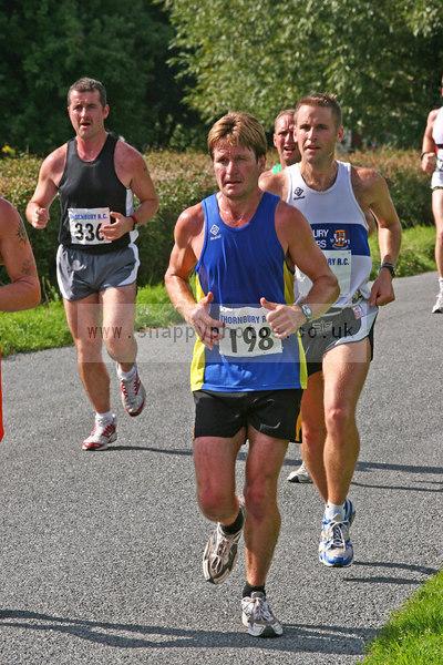 bib198 bib336 Thornbury Running Club - Oldbury 10 Jeff Arthur