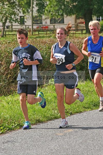 bib39 bib21 Thornbury Running Club - Oldbury 10 Jeff Arthur